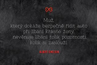 Albert Einstein -vtipné citáty slavných