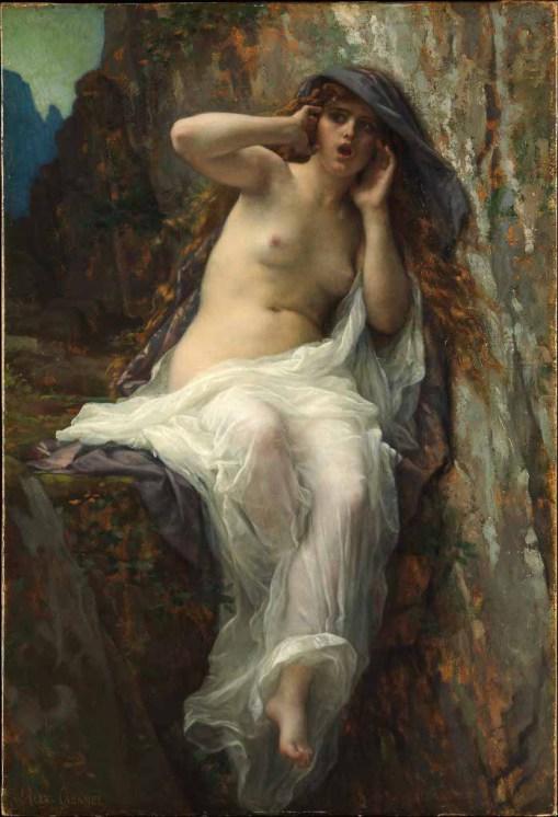 Erotika v umeni, Alexandre Cabanel
