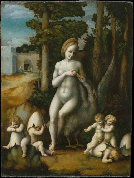 Erotika v umeni, Bachiacca