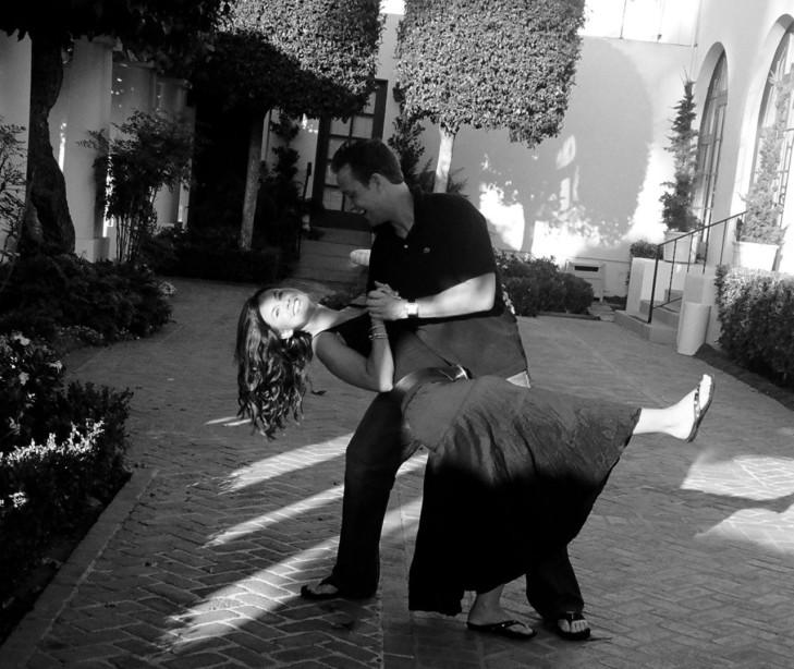 Tanec, umění milovat, romantika