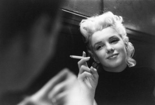 Neodolatelná Marilyn Monroe a mistryně očního kontaktu