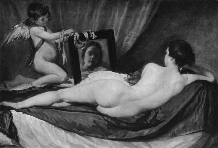 Velzaques - Venuše - sebeláska