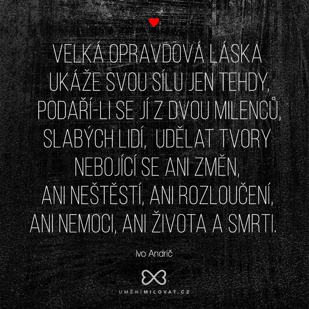 Ivo Andrič – Co dokáže velká láska