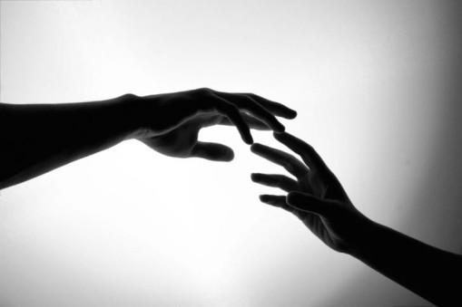 Pohlazení, láskyplný dotek - druhy