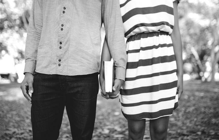 Tip na svatebni dar - knihy o lasce