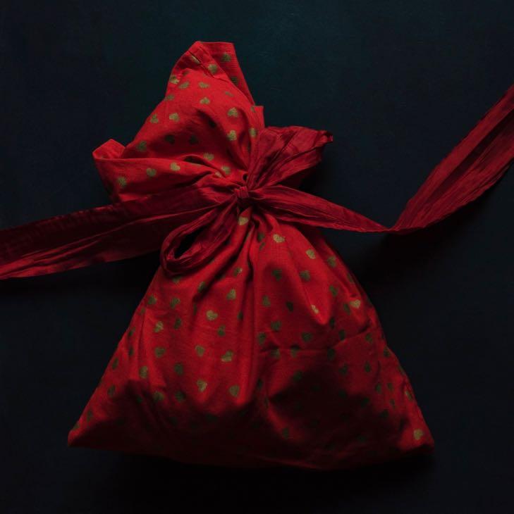 Originální balení apředávání dárků