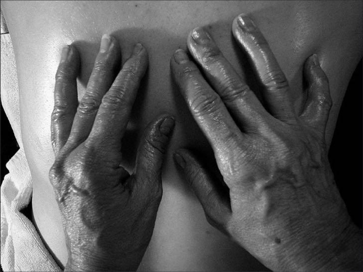 Masér amatér azákladní výbava nadomácí masáž