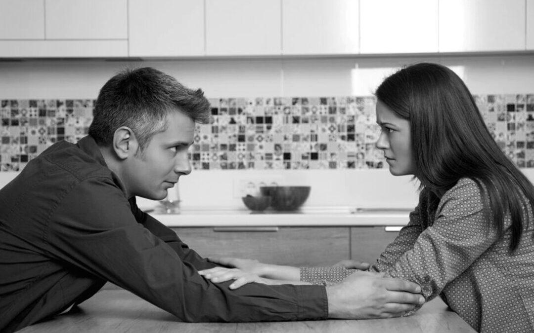 Konflikt je ve vztahu užitečný, boj ne